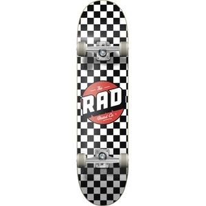 Komplett RAD - Checkers Skateboard (MULTI) Größe: 6.75in