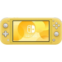 Nintendo Switch Lite gelb