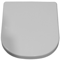 GEBERIT iCon WC-Sitz mit Deckel Scharniere: Metall, mit Absenkautomatik weiß