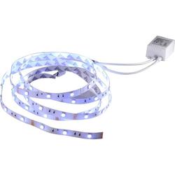 LeuchtenDirekt Teania 81209-70 LED-Streifen-Komplettset mit Stecker 12V 3m