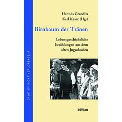 Birnbaum der Tränen als Buch von