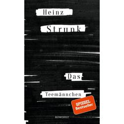 Das Teemännchen als Buch von Heinz Strunk