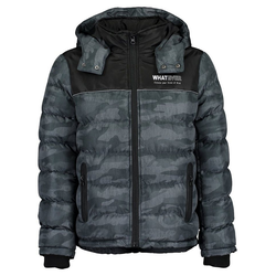 Blue Seven Winterjacke Winterjacke für Jungen 140