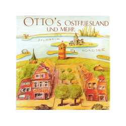 Otto - Otto's Ostfriesland Und Mehr (CD)