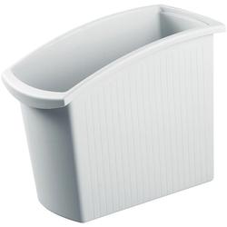Papierkorb »Mondo« 18 Liter grau, HAN, 19.5x49.2x45.8 cm