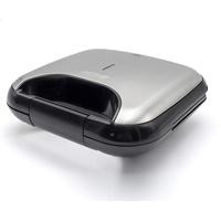 MPM MOP-19M Sandwich-Toaster 750 W Schwarz, Edelstahl