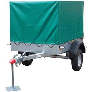 STEMA PKW-Anhänger AN 550, max. 434 kg, inkl. Plane