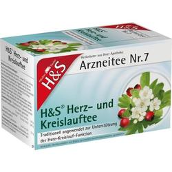 H&S HERZ KREISLAUF TEE