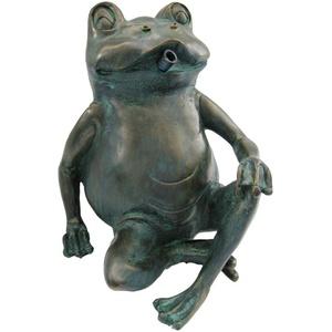 Ubbink Wasserspeier Frosch, 20,5 cm Höhe