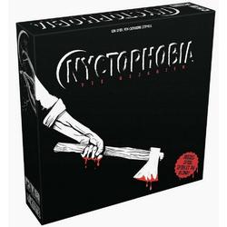 Asmodee Spiel, Nyctophobia - Brettspiel (DE), für 3 bis 5 Spieler, ab 9 Jahren Neu