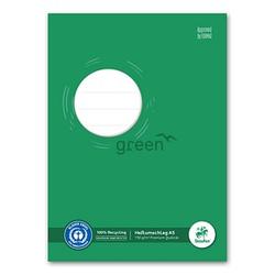 10 Staufen® Heftumschläge green grün DIN A5
