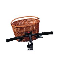 Aumüller Korb 11/500 - Fahrradkorb Brown