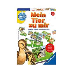 Ravensburger Lernspielzeug Mein Tier zu mir