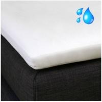 Bettwarenshop Topper Moltonauflage 200 x 200 cm