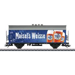 Märklin 45027 H0 Bierwagen  Maisel's Weisse  der Brauerei Gebr. Maisel KG, Bayreuth