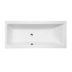 HAK Badewanne CLEO, Badewanne mit Füßen, 160x70x48 cm