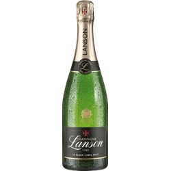 Lanson Champagner Black Label