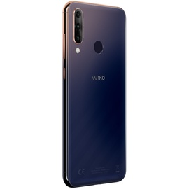 Wiko View3 Pro 6GB RAM 128GB Anthracite Blue / Gold