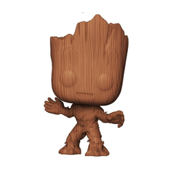 Funko Actionfigur Funko Pop! - Marvel - Guardians of the Galaxy - Groot (Special Edition) #622