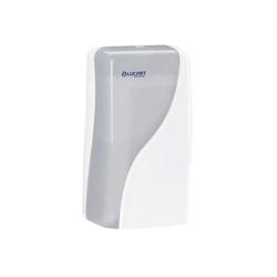 Lucart Identity ToilettenpapierSpender weiß für Einzelblatttoilettenpapier Bu...