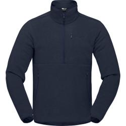 Norrona - Norrona Warm2 Halfzi - Fleece - Größe: XL