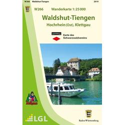 Waldshut-Tiengen 1:25 000