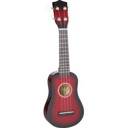 MSA Musikinstrumente UK-1 Ukulele Rot