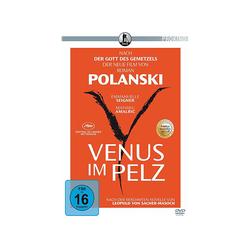 Venus im Pelz DVD