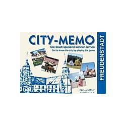 City-Memo  Freudenstadt (Spiel)