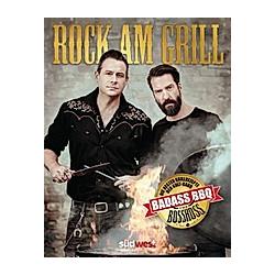 Rock am Grill. Sascha Vollmer  Alec Völkel  - Buch