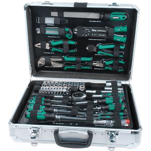MAN 29075 - Werkzeugsatz, Werkzeugkoffer, Universal, 108-teilig