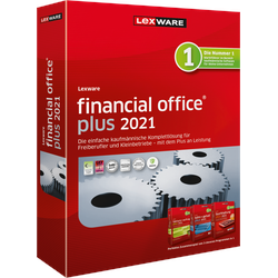Lexware Financial Office Plus 2021 | 365 Tage