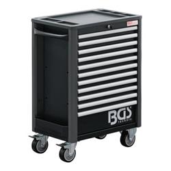 BGS Werkstattwagen 11 Schubladen leer - Werkzeugwagen