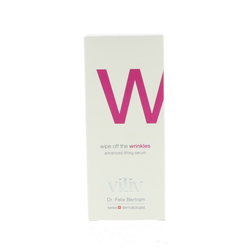 Viliv Serum W Wipe Off the Wrinkles Advanced Lifting Serum