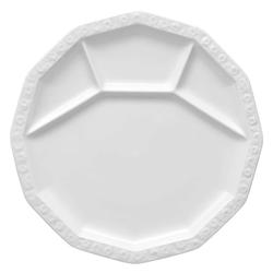 Rosenthal Maria weiß Fondue-/Grillteller 28 cm Maria weiß 10430-800001-15313
