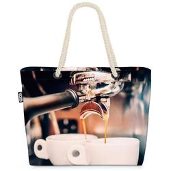 VOID Strandtasche (1-tlg), Espressomaschine Kaffee Espressomaschine Kaffee Espresso Bohnen Masch