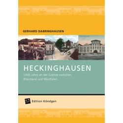 Heckinghausen als Buch von Gerhard Dabringhausen