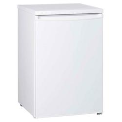 PKM Kühlschrank KS165.4, 84.5 cm hoch, 56 cm breit, mit Gefrierfach 4**** Standkühlschrank 120 L weiß