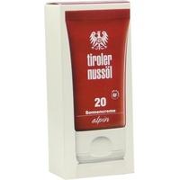 Dermapharm Tiroler Nussöl Alpin Sonnencreme LSF 20 40 ml
