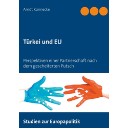 Türkei und EU als Buch von Arndt Künnecke