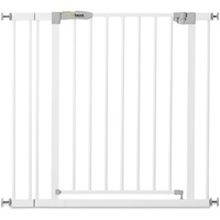 HAUCK Türschutzgitter Stop N Safe 2 84-89 cm weiß inkl. Verlängerung 9 cm