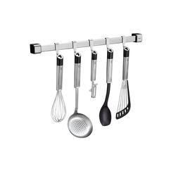 GEFU Küchenhelfer-Set Küchenleiste 50cm Smartline, Küchenleiste
