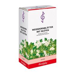 WEISSDORNBLÄTTER m.Blüten Tee 90 g