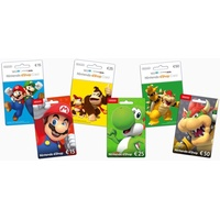 Nintendo eShop Karte