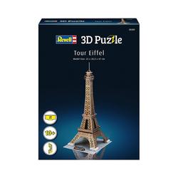 Revell® 3D-Puzzle 3D-Puzzle Eiffelturm, 39 Teile, Puzzleteile