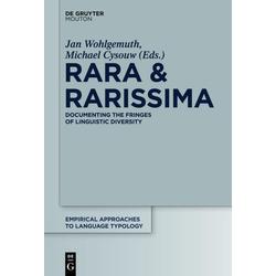 Rara & Rarissima als Buch von