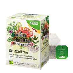 BAUERNGARTEN-Tee Brotzeittee Kräutertee Salus Fbtl 15 St