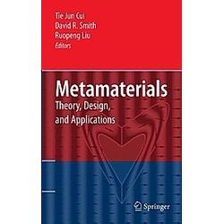Metamaterials - Buch
