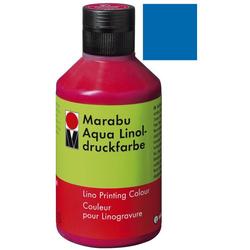 MARABU MARABU 1510 13 052 250ml Linoldruckfarbe Aqua m.blau
