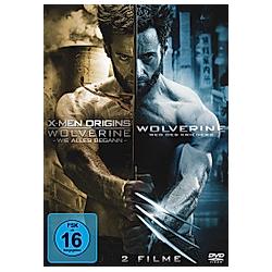 Wolverine 1 & 2 - DVD  Filme